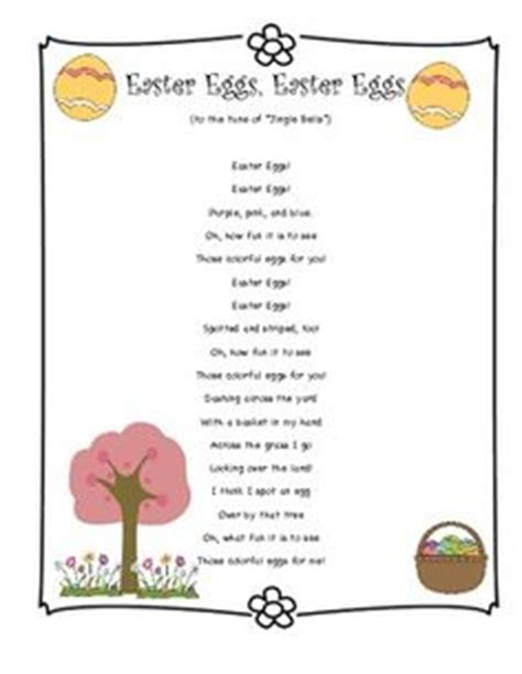easter poem for preschool 1000 images about poetry on poem poetry 667
