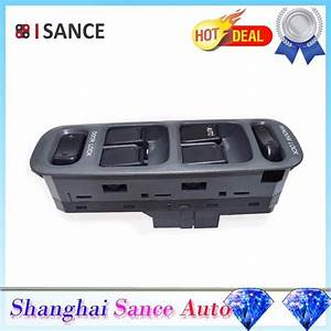 Isance Electric Master Power Window    Door Lock Control Switch 37990 75f00 For Chevrolet Tracker