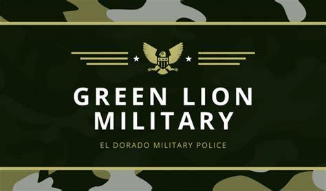 customize  military business card templates  canva