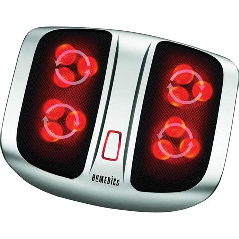 Top Rated Foot Massagers: HoMedics FMS-200H Shiatsu Elite