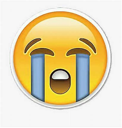 Emoji Crying Clipart Cry Clipground