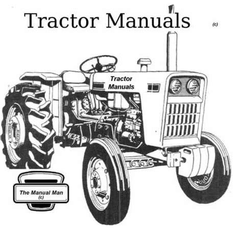 tractor manual county road