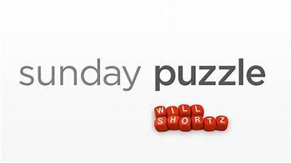 Puzzle Jumble Around Sunday Npr