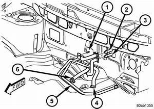 2001 Caravan Heater Hose Connection Help Needed