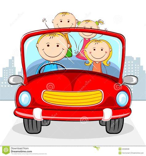 family  car royalty  stock  image
