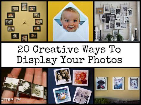 Cool Ways To Display Your Photos