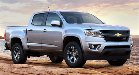 New Truck 2015 by All New 2015 Chevrolet Colorado Targets Mid Size
