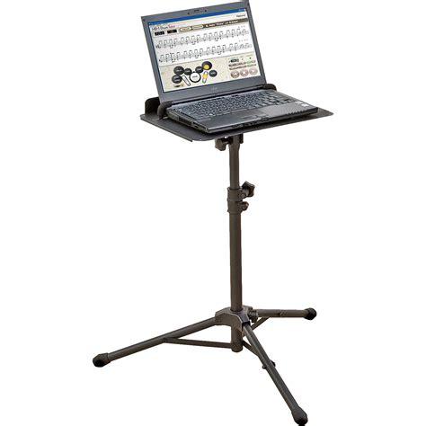 adjustable standing desk on wheels furniture black metal stand computer workstation chart