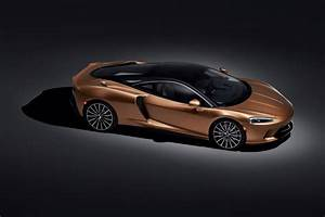 Mclaren, Gt, Officially, Revealed, As, Db11, Rival