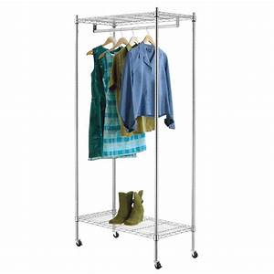 Portable Closet Racks IKEA Schlafzimmer Aufbewahrung