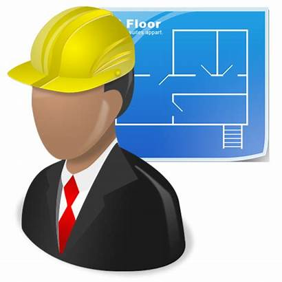 Icon Management Construction Project Architect Engineer Icons