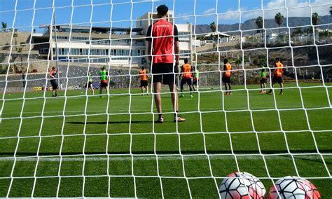 Exclusive photo gallery: Reds train in Tenerife - Liverpool FC
