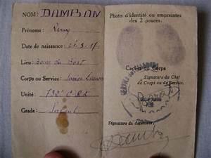 Carte D Identité Provisoire : carte d 39 identit militaire commando33 ~ Medecine-chirurgie-esthetiques.com Avis de Voitures
