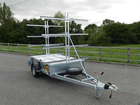 Canoes Trailers by 08c8 Professional Canoe Trailers Bateson Trailers