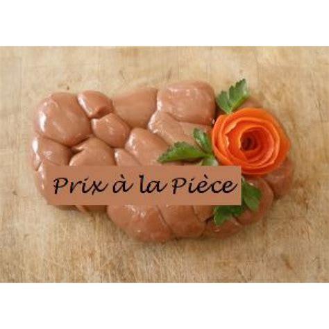 cuisiner des rognons de veau rognon de veau abats boucherie artisanale 33