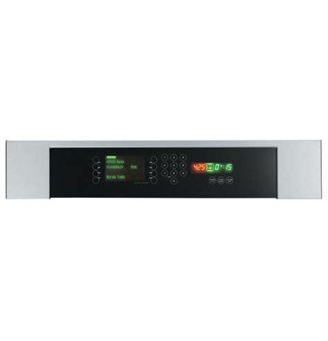 ge monogram  built  double wall oven  trivection technology zetshss ge appliances