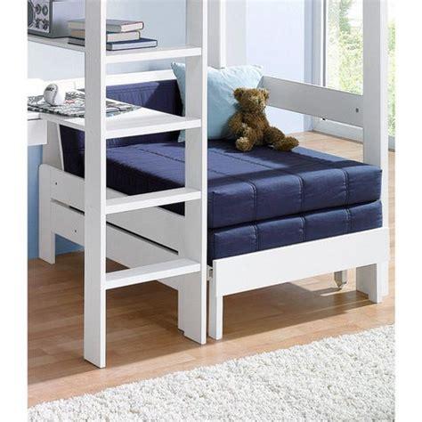 chauffeuse transformable en lit d appoint pour lit mezzanine 3suisses