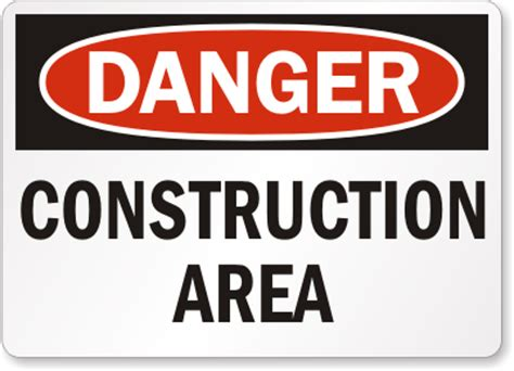 Osha Danger, Construction Area Sign, Sku S0825. Complication Signs. Diy Signs. Stick Signs Of Stroke. Creative Room Signs Of Stroke. Infections Signs. Skeleton Signs. Equilateral Signs Of Stroke. Shower Signs Of Stroke