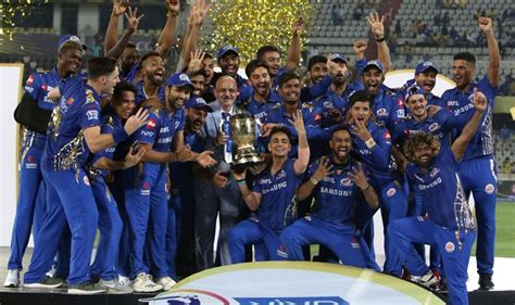 The indian premier league is a professional twenty20 cricket league in india usually contested between march and may of every year. Indian Premier League to Have Nine Teams From 2020 Onwards | Cricket News