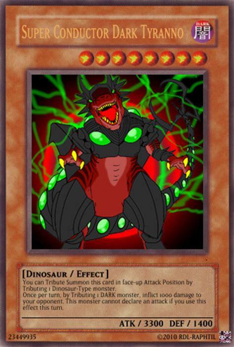 Super Conductor Dark Tyranno By Raphtil On Deviantart