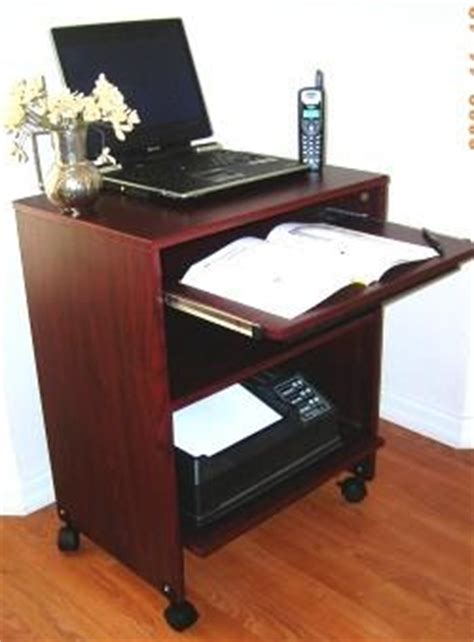 laptop desk with printer shelf s2326 23 quot w compact computer desk with keyboard shelf