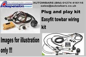 Land Rover Freelander 2 Dedicated Plug  U0026 Play Towbar
