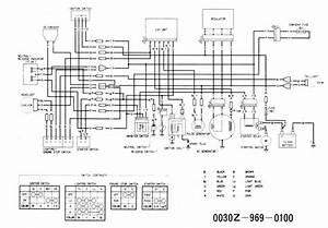 99 Honda Fourtrax 300 Wiring Diagram  U2022 Wiring Diagram For Free