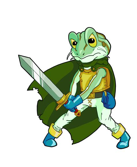 Frog Chrono Trigger By Pacnb On Newgrounds