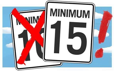 la csn en cagne pour un salaire minimum 224 15 l heure