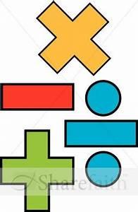 Math Symbols Clipart | Clipart Panda - Free Clipart Images