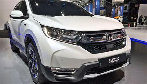 honda crv hybrid specs car  release