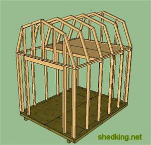 rapo 8x8 gable storage shed plans With barn style shed with loft