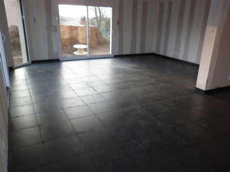 carrelage gris avec joint noir maison design bahbe