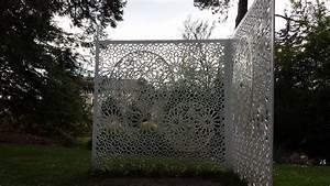 Claustra De Jardin : claustra pour terrasse les claustras allure et bois ~ Premium-room.com Idées de Décoration