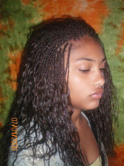 Micro Braids Hairstyles For by Micro Braids All About The Hair Braids Micro Braids