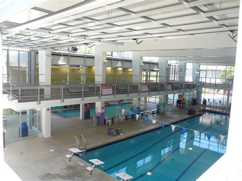 Swimming Pool At Jcc Westside