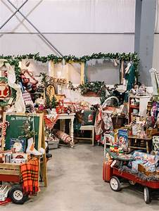 Vintage, Whites, Blog, 2015, Vintage, Christmas, Market, Recap
