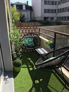 60, Small, Apartment, Balcony, Garden, Design, Ideas