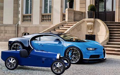 Bugatti introduced the baby ii at the geneva auto show earlier this month, and plans to produce 500 of them this year—the same number as roland's original bugatti baby. Bugatti birthday surprise: There's a new Baby coming in fall 2019