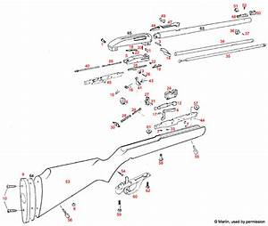 marlin model 60 disassembly With marlin model 60 parts schematic further marlin model 795 parts diagram