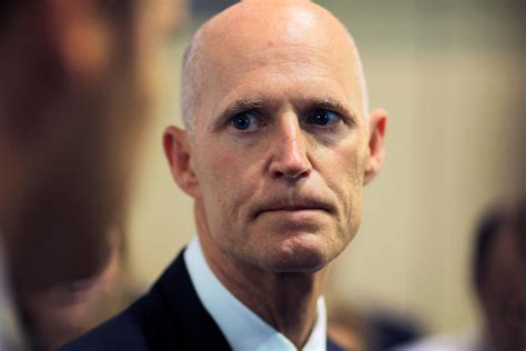 Rick Scott has ruling in his favor