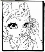 Nurse Jadedragonne Coloring Nurses Deviantart Adult Jade Digital Mad Sheets Colouring Cutie Marry Pie Drawing Nursing Stuff Link Anime Dragonne sketch template
