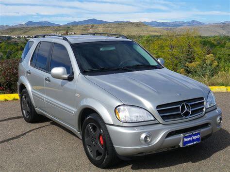 Mercedes Ml55 by 2000 Mercedes Ml55 Amg 183 941 V I N