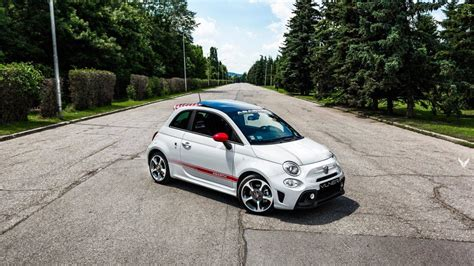 2019 Fiat Abarth 500 by 2019 Fiat 500 Abarth Review Price Design Features