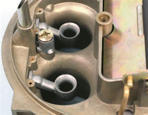 Holley Carburetor Operation For Rebuilds • Muscle Car Diy
