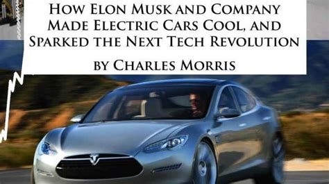 New Book Tells the Story of Tesla Motors and How Elon Musk ...