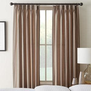 How To Measure For Pinch Pleated Drapes - pinch pleated drapes and pleat curtains selectblinds