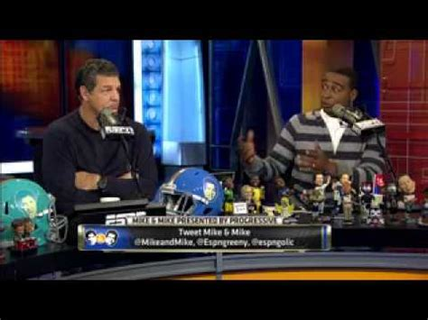Mike & Mike: Golic's NFL Highlights - YouTube