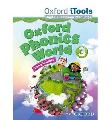 Oxford Phonics World  Itools Dvdrom (level 3) By Kaj Schwermer, Craig Wright And Julia Chang