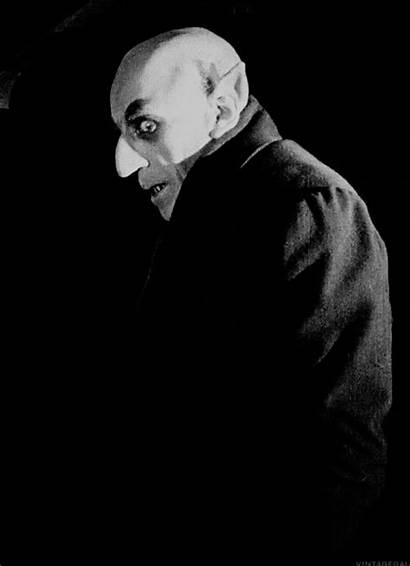 Film Horror Nosferatu Giphy Classic Gifs 1922